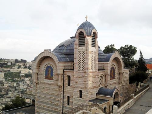 Дом первосвященника Каиафы